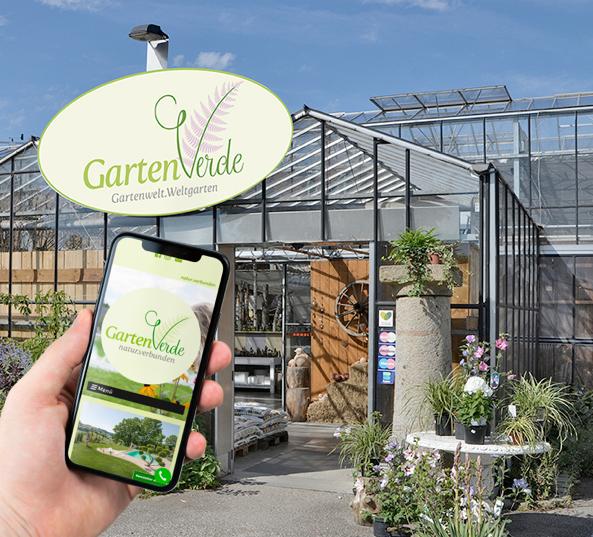 Gartenwelt und Gartenprodukte
