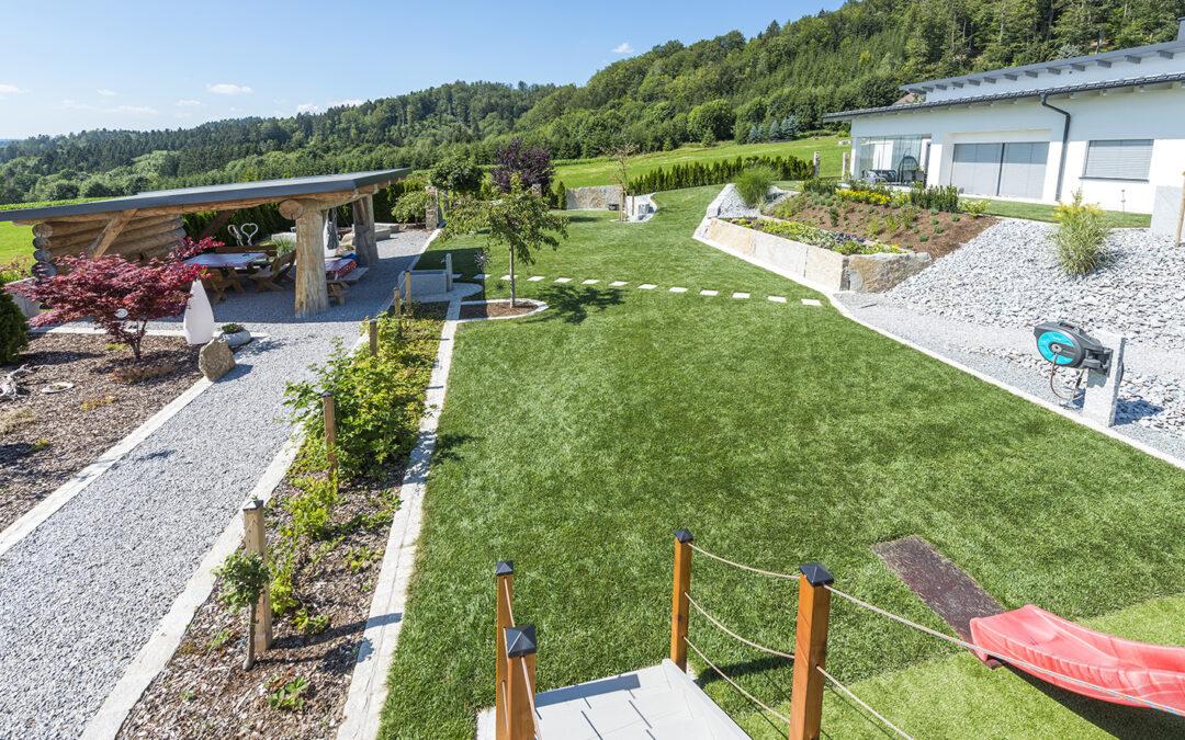 Projekt Familiengarten